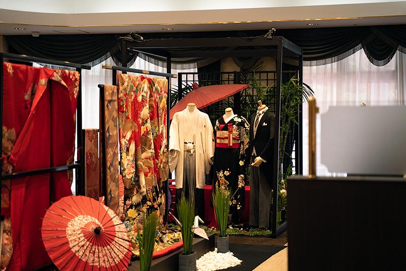 八王子映画祭 会場 Royal Garden Palace 八王子日本閣 和装