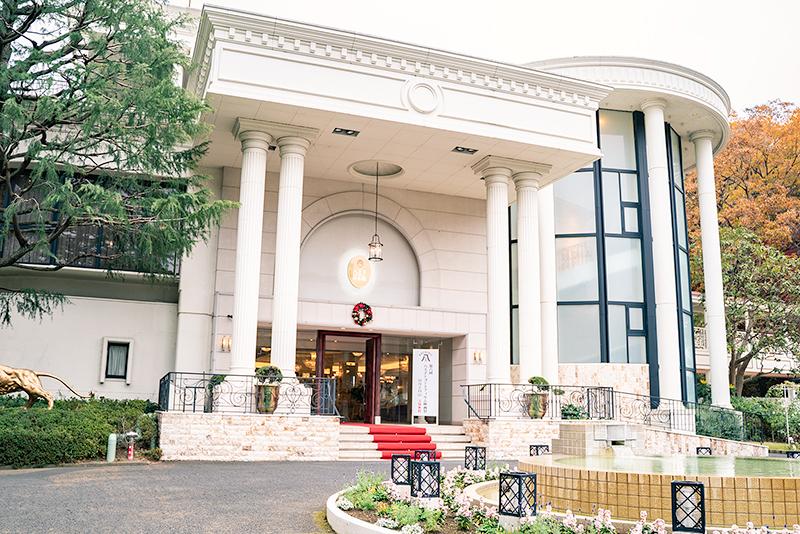 八王子映画祭 会場 Royal Garden Palace 八王子日本閣 ドレス