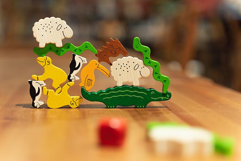 八王子 ボードゲームカフェ ぶれん ワニに乗る?