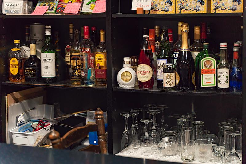 八王子 ボードゲームカフェ ぶれん アルコール