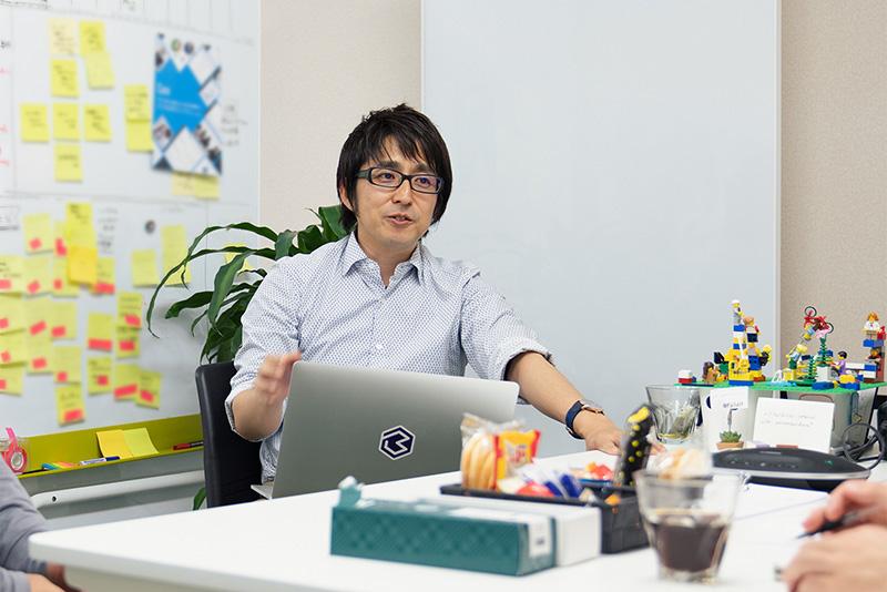 株式会社ビルディット 代表 富田さん インタビュー