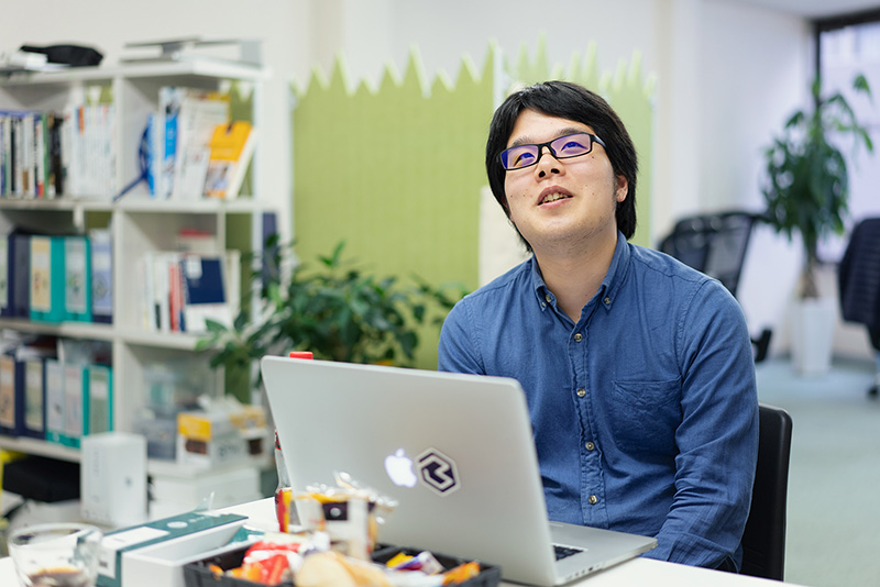株式会社ビルディット リードエンジニア 齋藤さん