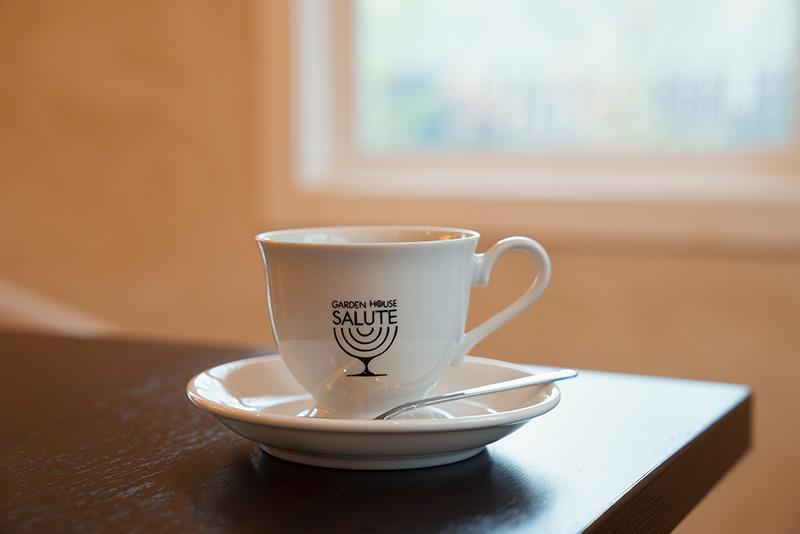 ガーデンハウス サルーテ(Garden House Salute) ランチ ドリンク コーヒー
