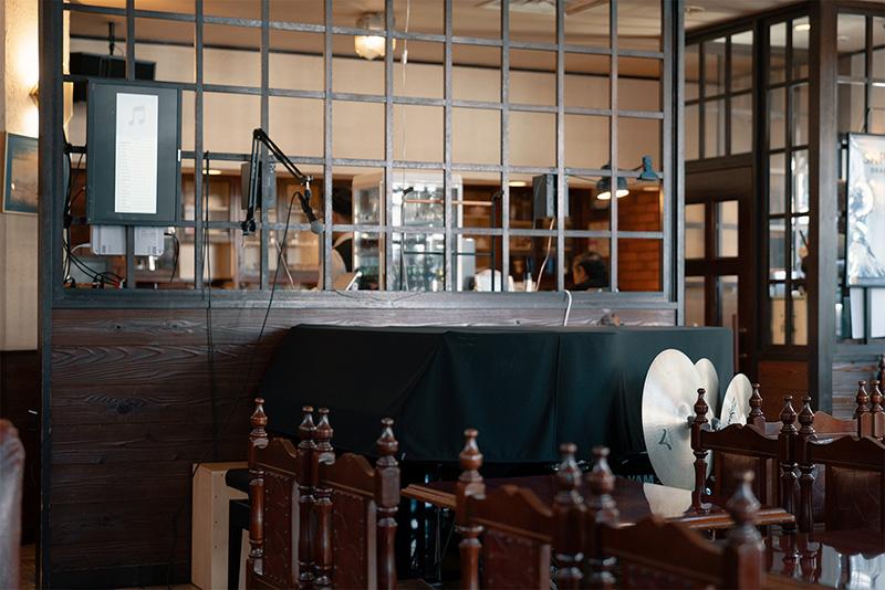 サクラヤコーヒー店 イベントスペース