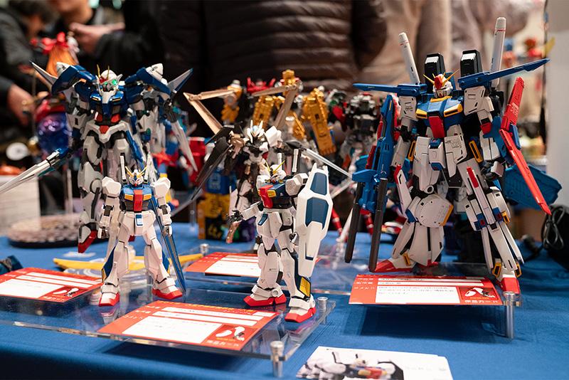 八王子模型展示会 スーパーロボット大戦コンペ
