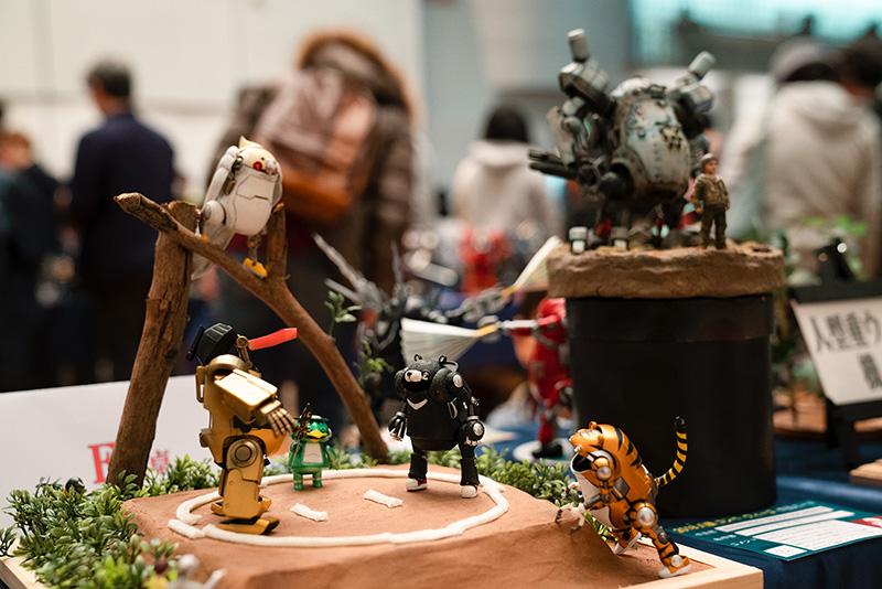 八王子模型展示会 メカトロウィーゴコンペ