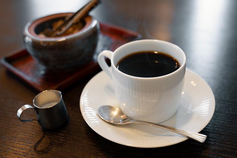 喫茶 馬天使 コーヒー