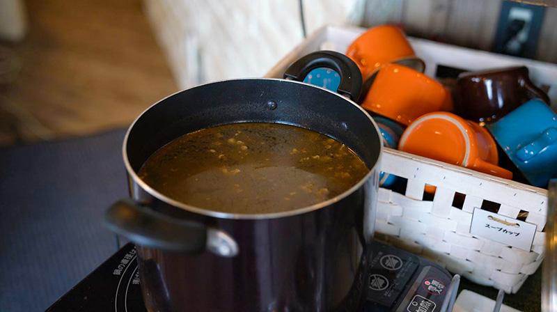 KitchenRocco キッチンロッコ ランチ スープバー