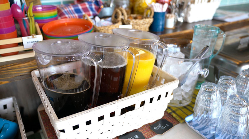 KitchenRocco キッチンロッコ ランチ ドリンクバー