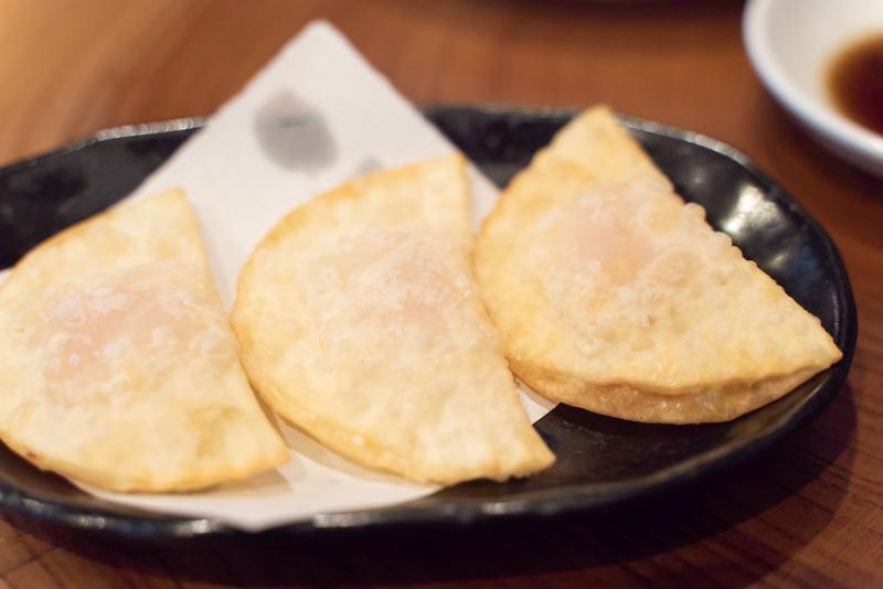 餃子のパプア 生ハムチーズ餃子