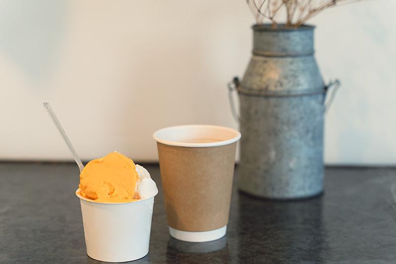 cafe fika カフェフィーカ 自家製ジェラート