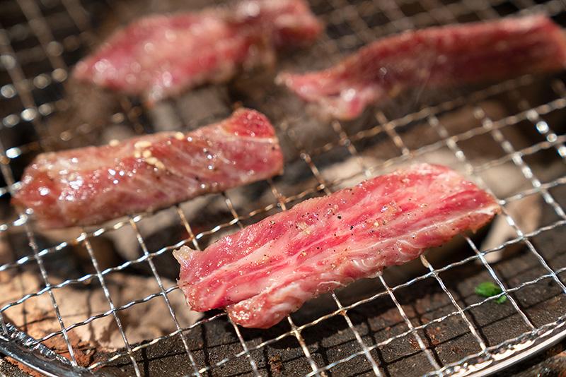 炭火焼肉 仁 おすすめ極上盛り 松坂牛 中落ち