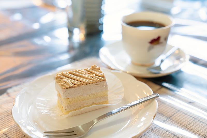 喫茶パティオ プチケーキ