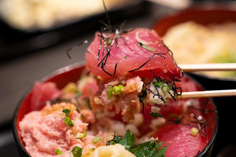 けいの家 日替わり丼と日替わり麺