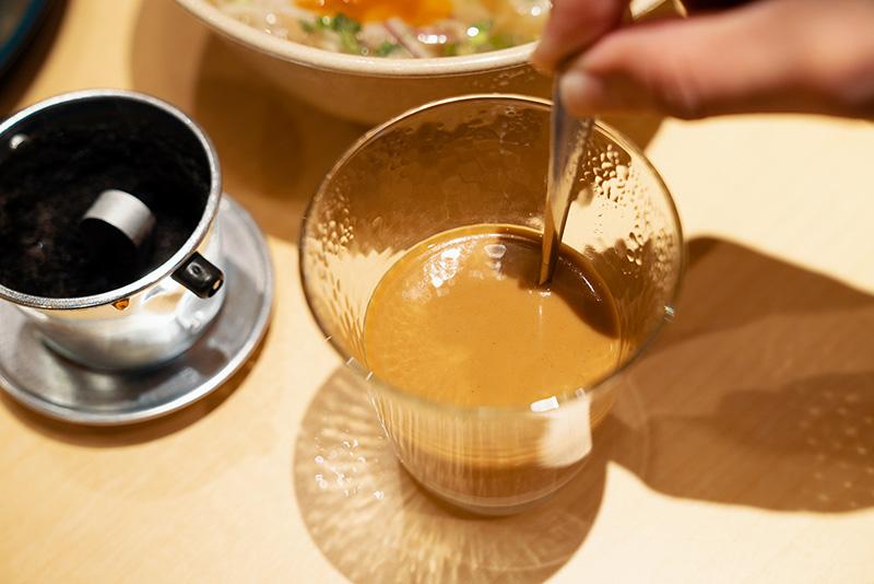 コムサイゴン ベトナムコーヒー