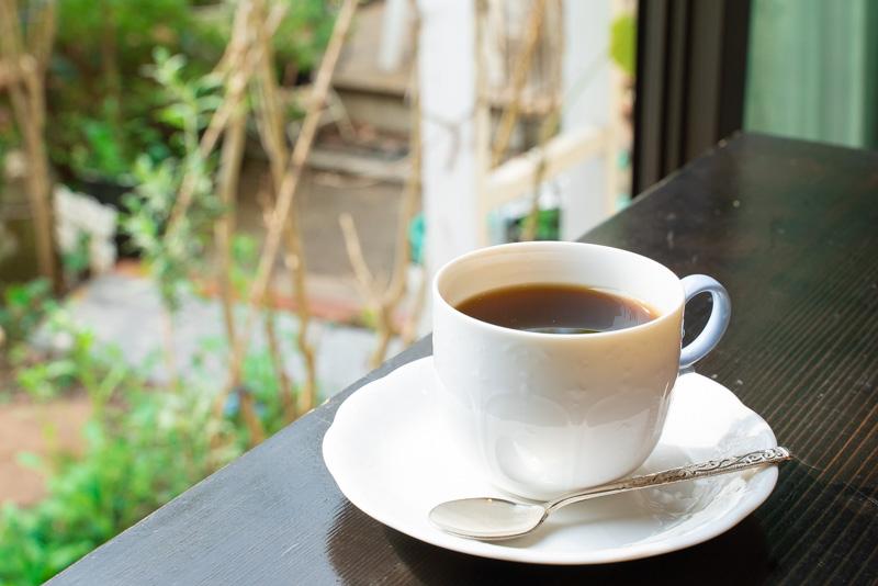 cafeMariposa カフェマリポーサ ホットコーヒー