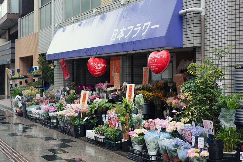 日本フラワー 外観