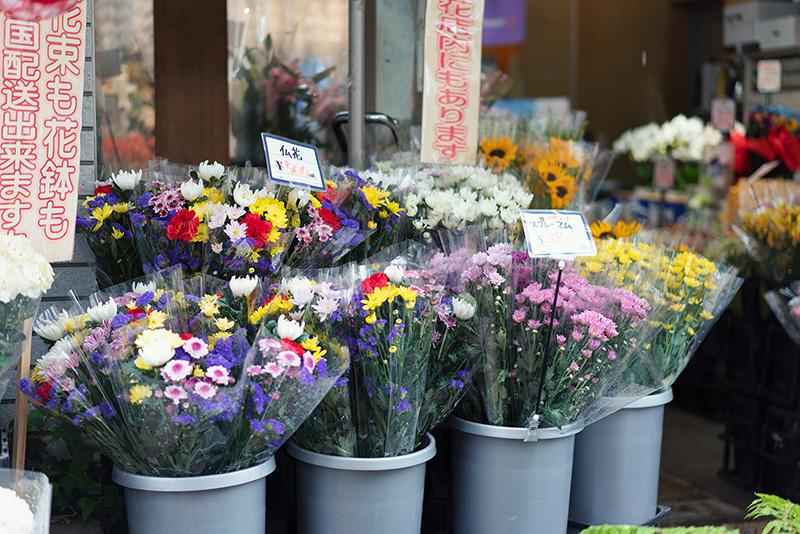 日本フラワー 仏花