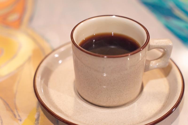 喫茶Coda コーヒー