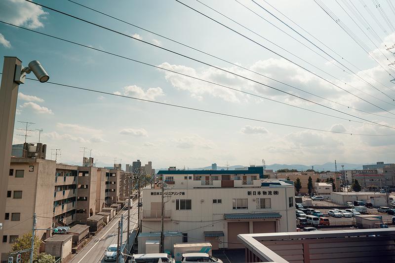 スカイフロントWakuWaku 景観 景色