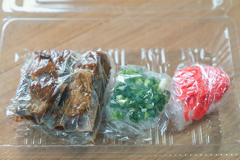 沖縄そば専門店和 かず 定額制テイクアウトシステム ソーキそば