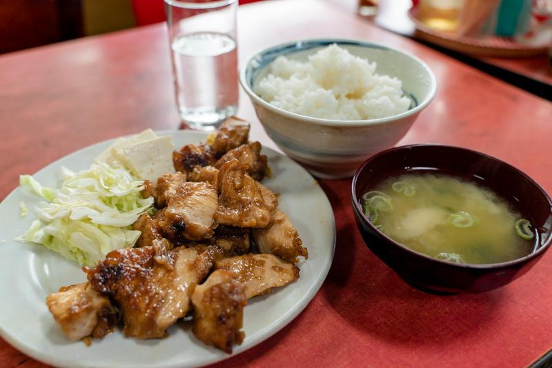 豚珍汗食堂 鶏カラ揚げ定食