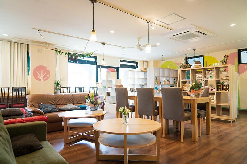 MUQ(ムク)|多摩地区・八王子初のハンドメイドカフェ