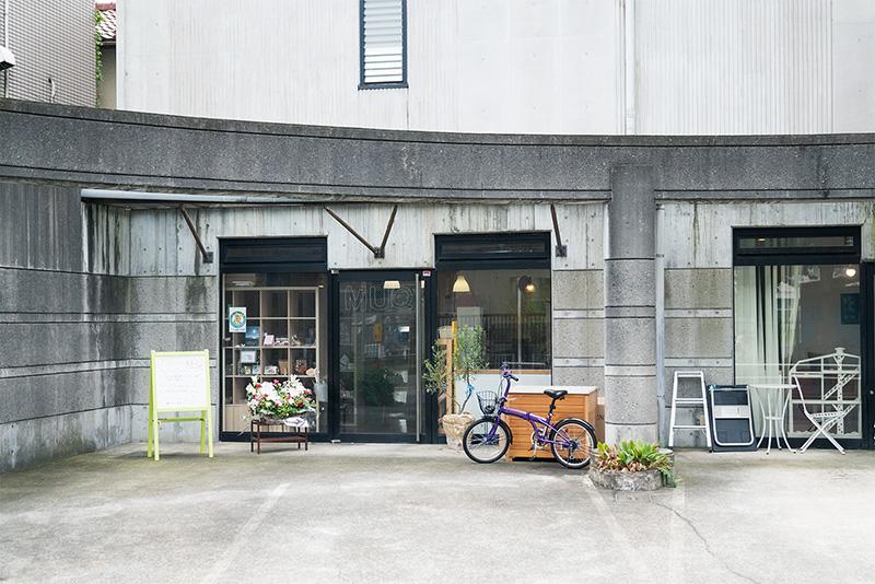 ダットッチ閉店 MUQ(ムク)|多摩地区・八王子初のハンドメイドカフェ