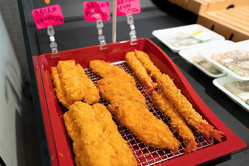魚秀|普通のスーパーには無い品揃えで面白い!!