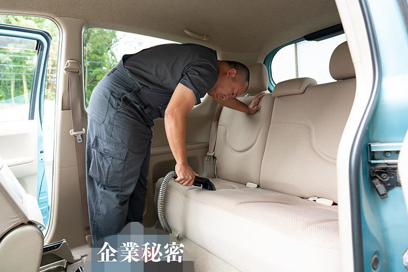 株式会社サバイブ|車のシートにコーヒーこぼしたけど、秒で消せましたw
