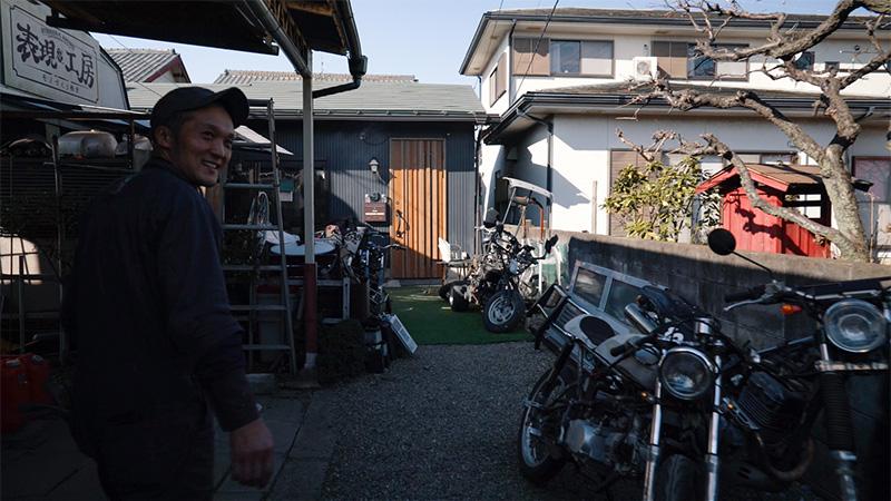 表現工房|手作りバイク塾とモノづくり教室で溶接体験!!