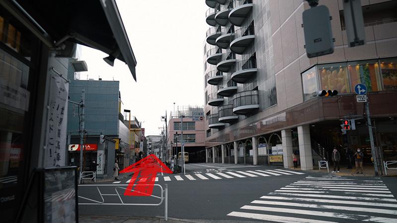 グリーンカレーが絶品のくにヰが京八駅前にオープン