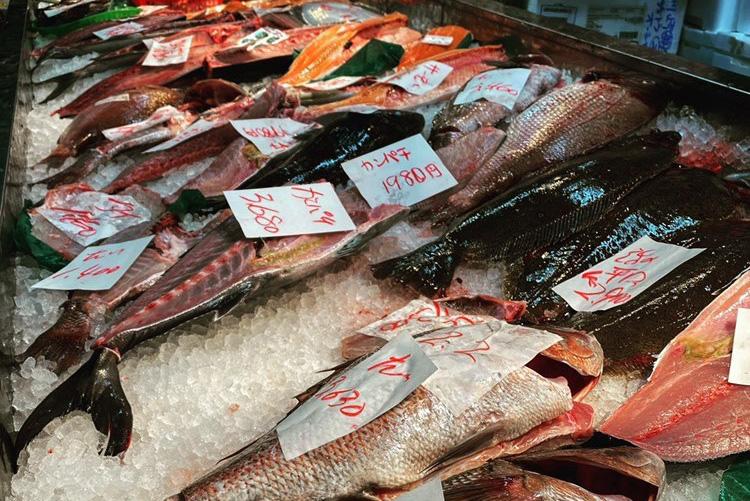 北野の市場がついにオンライン市場へ!! 食卓に鮮魚が届く!!
