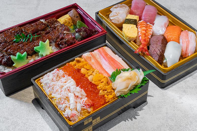 豪華お寿司メニューが新登場!!【木曽路のテイクアウト】